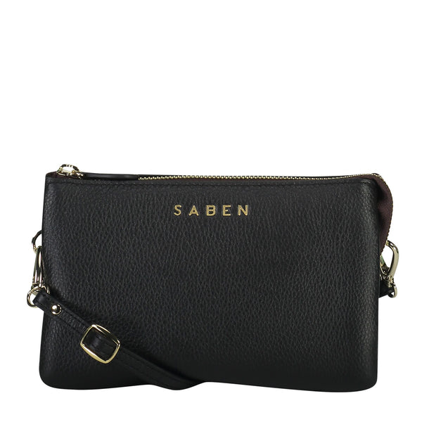 Saben Tilly Crossbody - Black