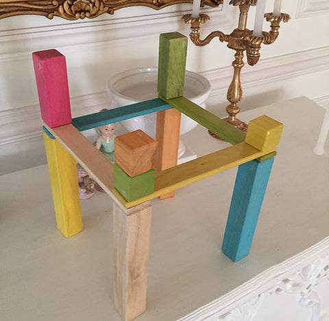 Tegu magnetic wooden blocks sustainable and brilliant