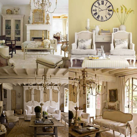 Golden hue with beautiful classic decor and modern homes