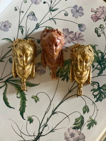 brass mount of artemis. Diana hunt by Parrot & Lily.
