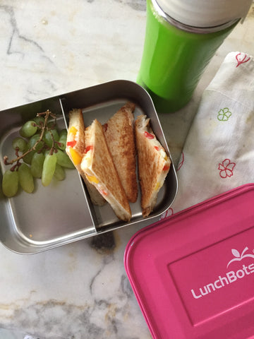 tiffin ideas for kids, health first