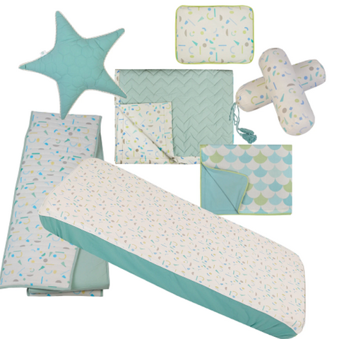 Little Bunting Childrens Bedding