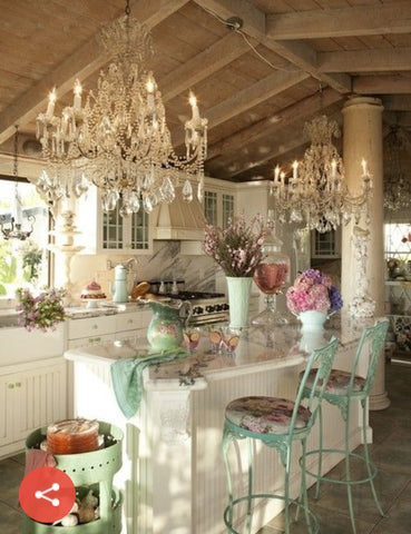 beautiful country style kitchen