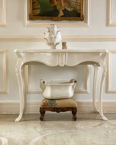French country Louis XV console