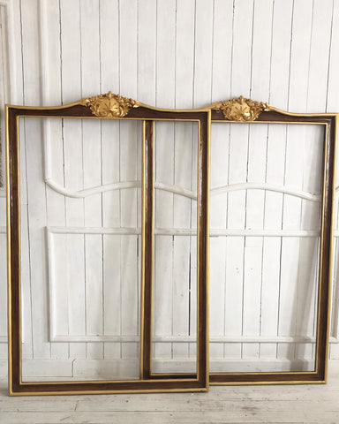 Frame of subtle Louis XV opulence