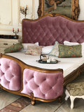 The Upholstered Louis XV Bed