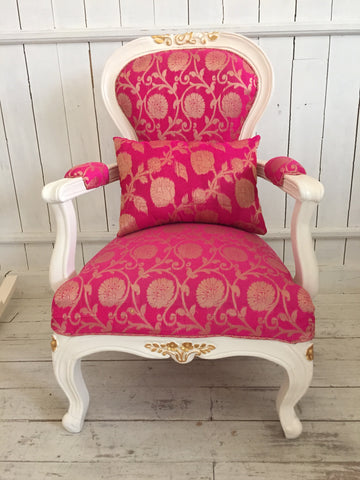 Classic Louis XV Petit armchair for children
