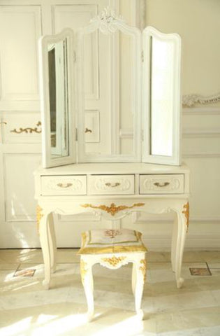 Dressing Table inspired by Louis XV