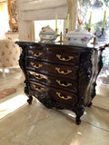 Commode inspired by Rococo from palaces of Louis XV
