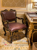 Chair of utmost elegance, Louis XV fauteuil