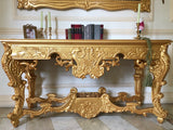 Console Table inspired by Frederician Rococo Era