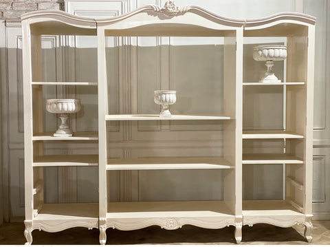 Armoire is Louis XV brilliance