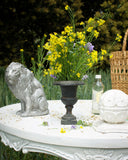 Sleek French Urn for the Garden
