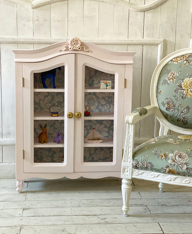Diminutive Armoire for the little hearts