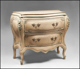 Commode in Bombe' Silhouette inspired by Venetian rococo