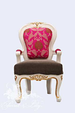 Classic Louis XV petit chair for children