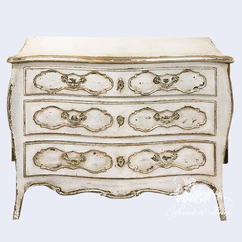 Commode in provencial style inspired by Louis XIV