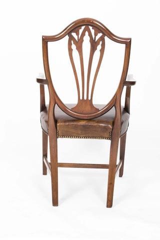 ... Chairs For The Dining Inspired By Hepplewhite ...