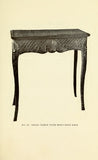Side Tables from the archives of Louis XIV
