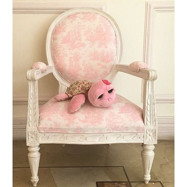Wondrous Classic Louis Xvi Petit Armchair For Children Creativecarmelina Interior Chair Design Creativecarmelinacom