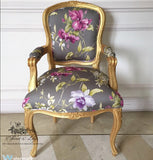 Chair iconised by Louis XV classic rendition