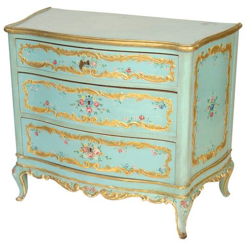 Commode in Venetian flair