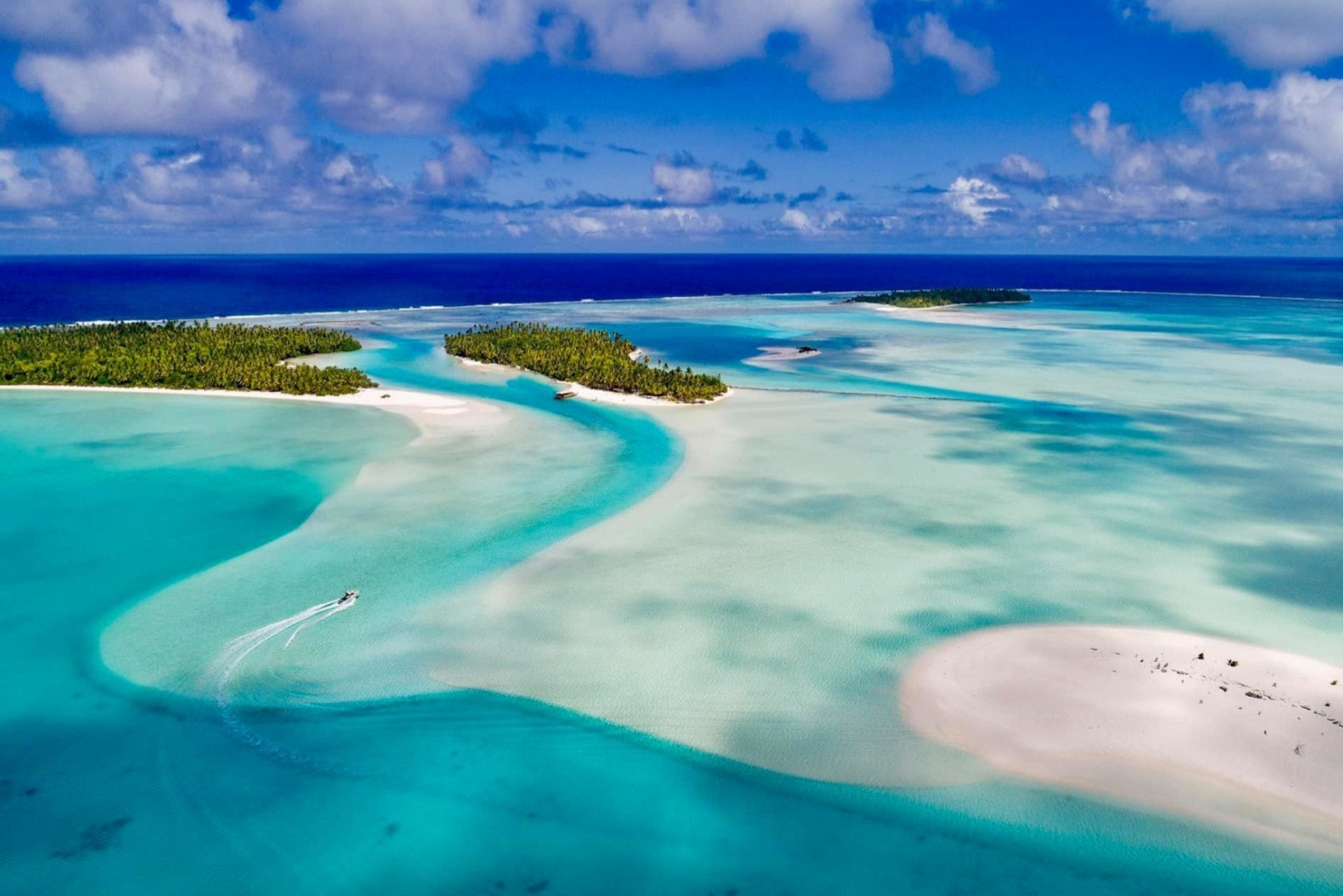 Cook Islands April 2020