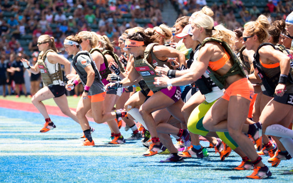 CrossFit Games & Chicago July/August 2017