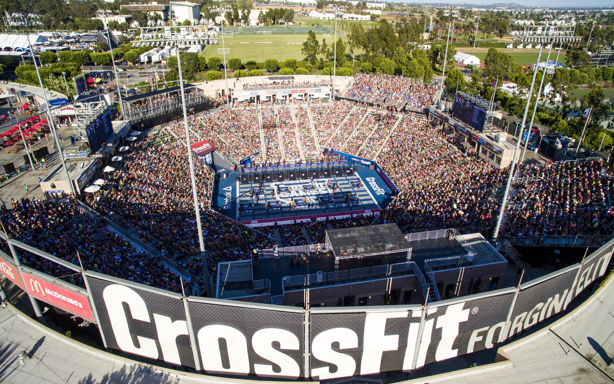 CrossFit Games Chicago July August 2019