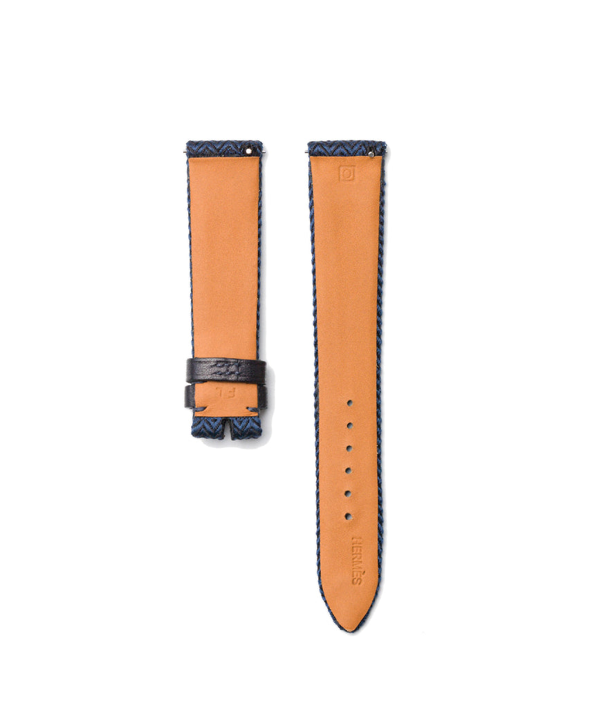 H Hour PM Strap Canvas Navy PM