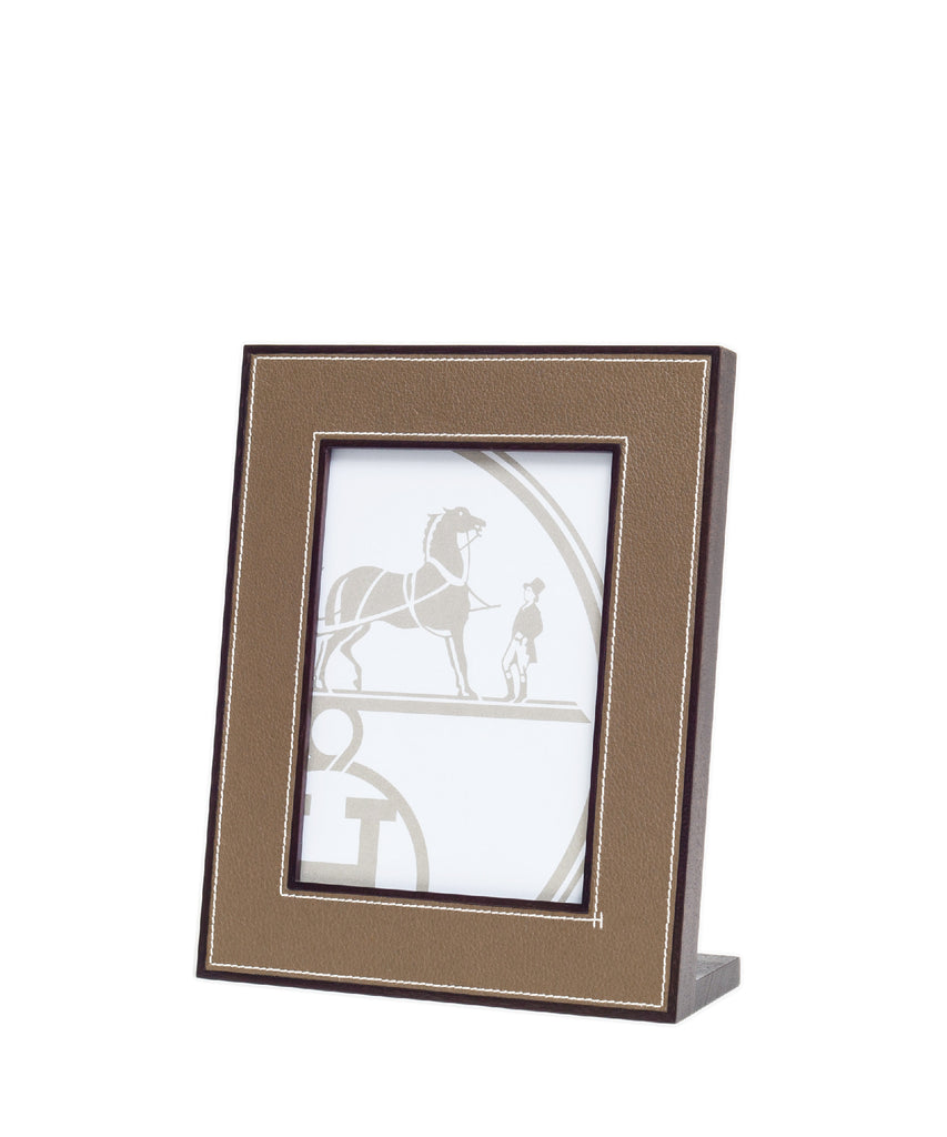 Vertical Pleiade Photo Frame Etoupe Size MM