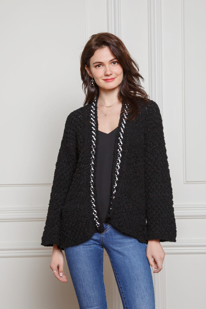 Jardin Chained Cardigan