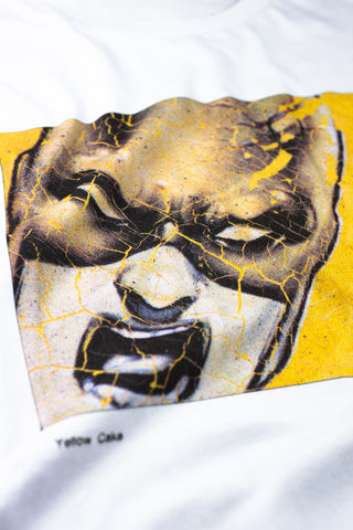 T-Shirt photo de l'artiste Cyrille Hardouin -YELLOW CAKE