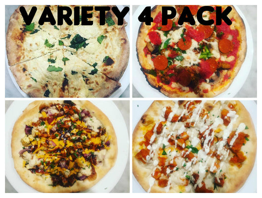Variety Pack - 4 Pies * BEST SELLER* Limited time Free Shipping Included