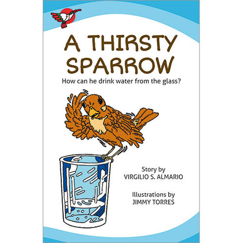 A Thirsty Sparrow (Big Book)
