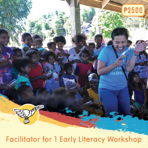 Barangay Early Literacy Program (BELP) facilitator