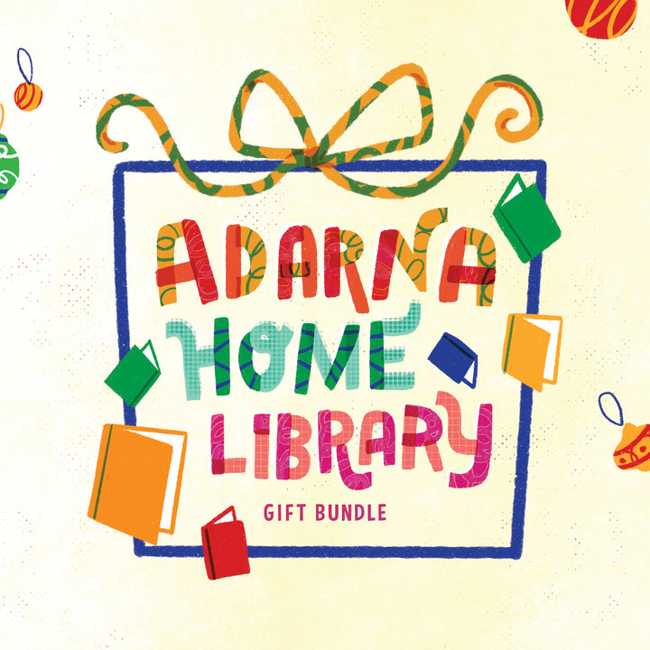Adarna Home Library Bundle (50 picture books)📚🎁🛒