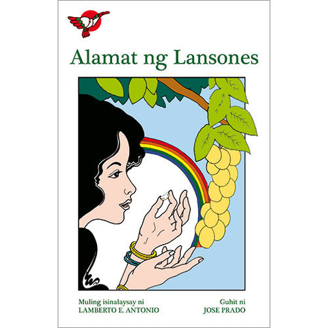 Alamat ng Lansones (Big Book)