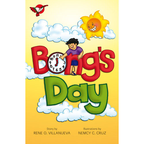 Bong's Day / Maghapon ni Bong (big book)