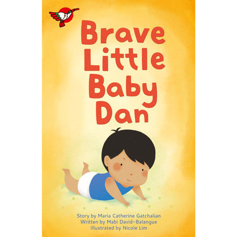 Brave Little Baby Dan (Big Book)