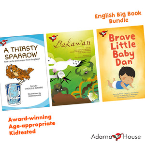 English Big Book Bundle (10 big books)