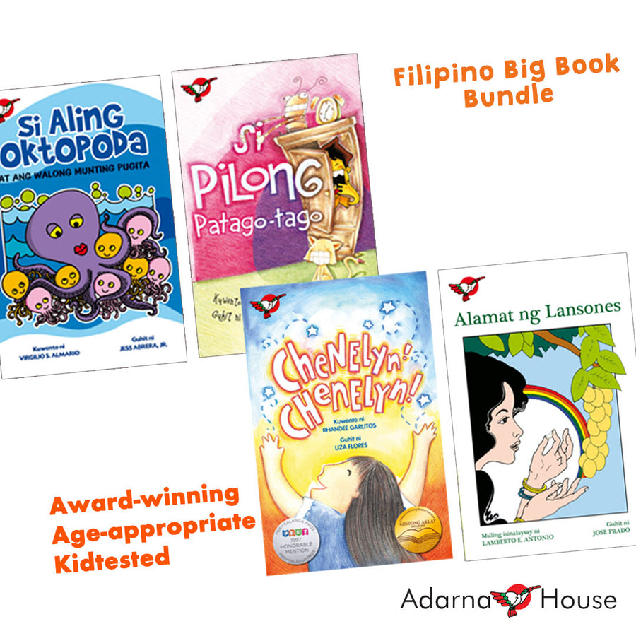 Filipino Big Book Bundle