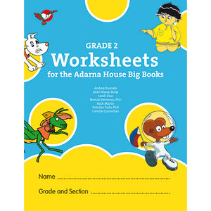 Grade 2 Worksheets for the Adarna House Big Books