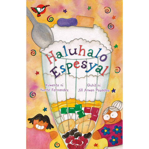 Haluhalo Espesyal (Filipino Big Book)