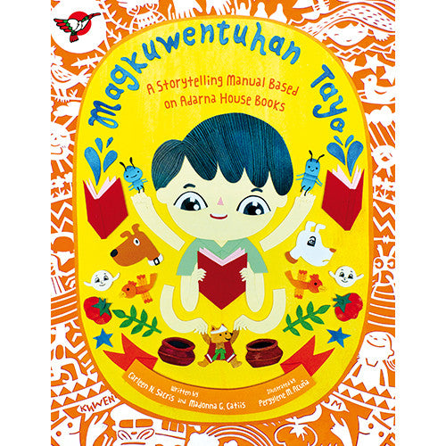 Magkuwentuhan Tayo: A Storytelling Manual Based on Adarna Books