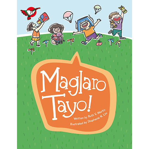 Maglaro Tayo: Toys and Learning Materials Based on Adarna Books
