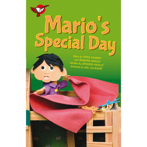 Mario's Special Day (big book)