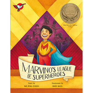 Marvino's League of Superheroes