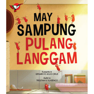 May Sampung Pulang Langgam (big book)