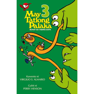 May Tatlong Palaka (big book)